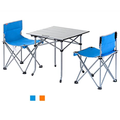 5/3 portátil camping Juego de muebles sanva portátil plegable mesa ...
