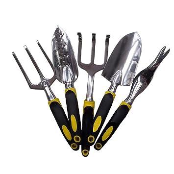 Legierungs Garten Werkzeug Satz 5 Pcs Aluminiumlegierungs Garten