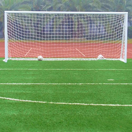 how to make a full size soccer goal