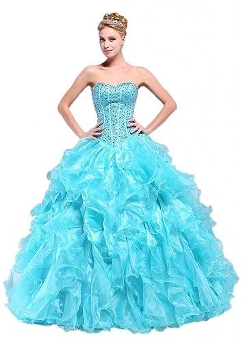 Efashion Women's Prom Ball Gown Evening Dress L2012