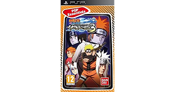 Naruto Shippuden : ultimate Ninja heroes 3 - collection ...