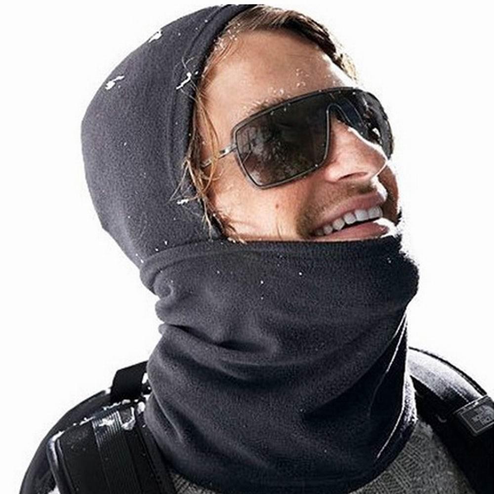 Full face mask neck warmer hood balaclava outdoor winter sports hats - Multi Function Thermal Fleece Balaclava Hat Snood Hood Bike Ski Cycling Face Mask Winter Warmer Amazon Co Uk Sports Outdoors
