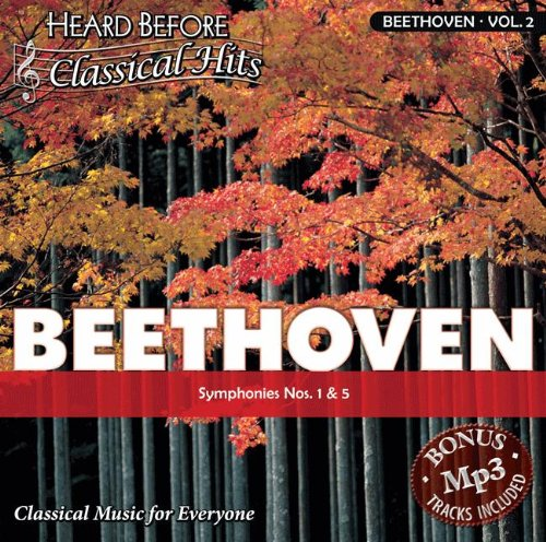 Price comparison product image Beethoven [vol. 2]: Symphony No. 1 & 5