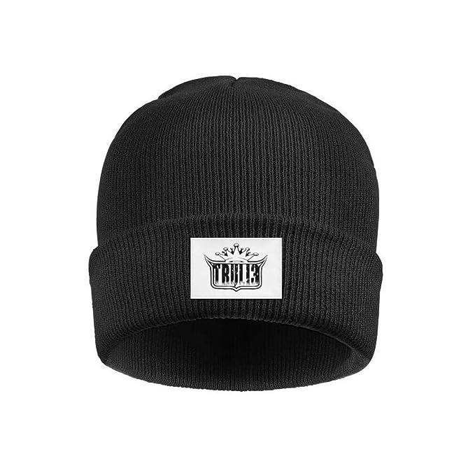 YJRTISF Popular Music Ski Warm Fine Knit Cap Sports Trending Beanie Hats  for Men 54a602695