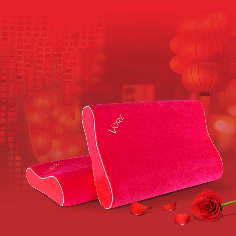 SE7VEN Space Cotton Pillow, Health Care Pillow Pair-A