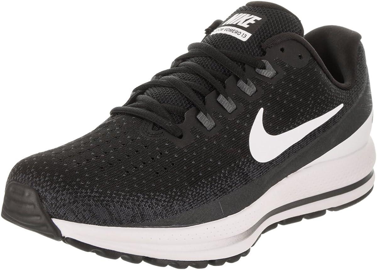 Nike Air Zoom Vomero 13 (W), Zapatillas de Running para Hombre, Negro (Black/White/Anthracite 001), 45.5 EU: Amazon.es: Zapatos y complementos
