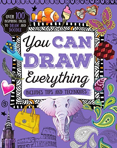 you can draw parragon books - 8
