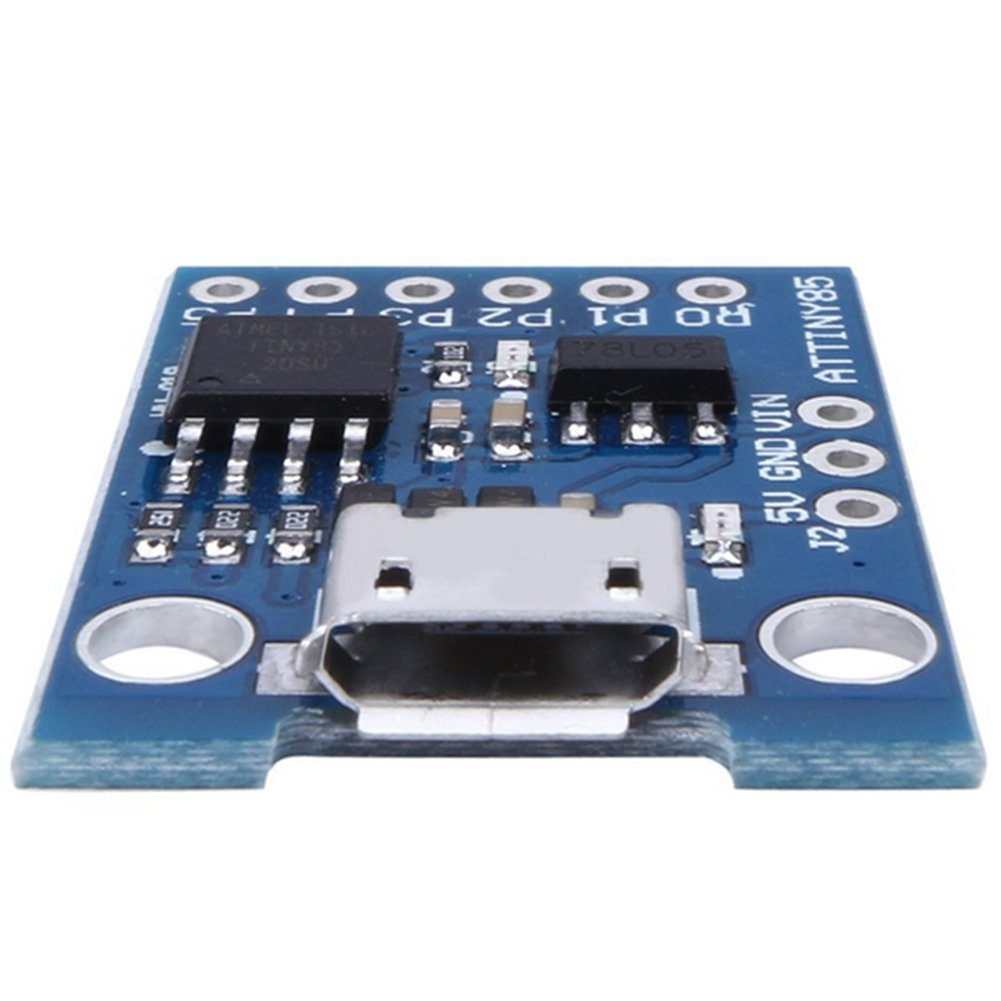 Demarkt TINY85 Entwicklungs-Board Mini development board Blau