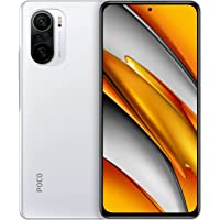 Xiaomi Poco F3 128GB Artic White Dual SIM unlocked without Branding