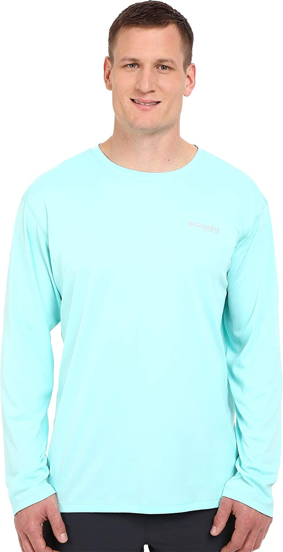 Columbia Men's Big & Tall PFG Zero Rules L/S Shirt-Big