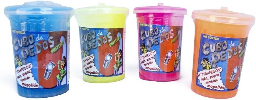 Cubo de pedos pedorretas 7 x 5 cm nuevo para niños juegos juguetes
