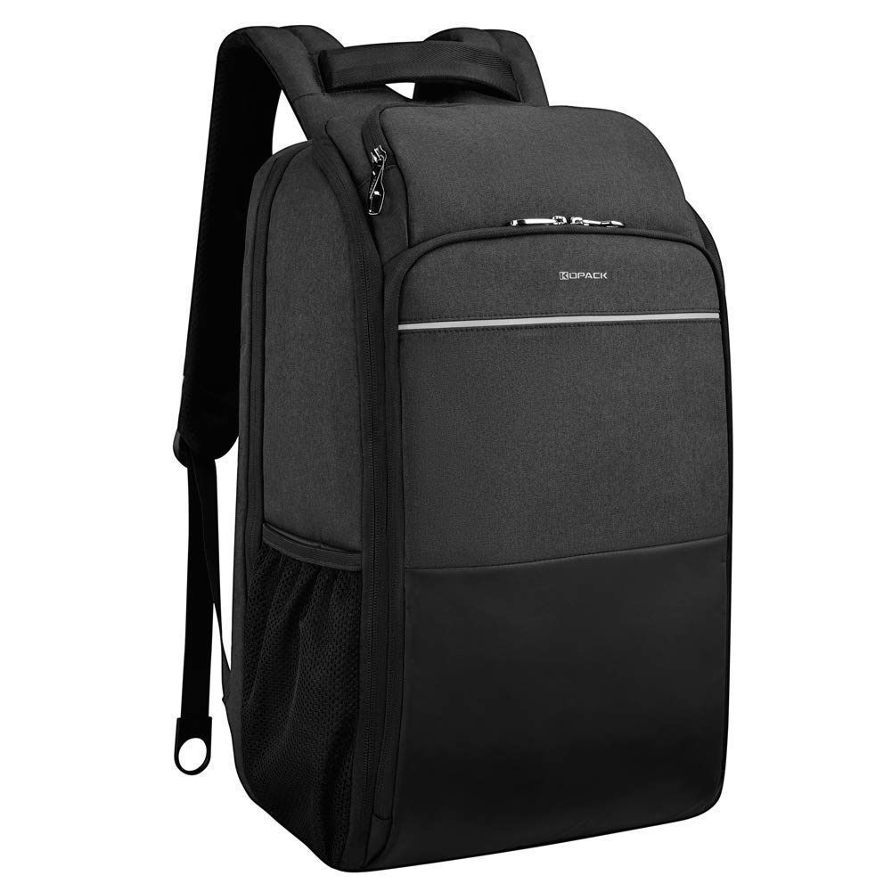 KOPACK Travel Backpack TSA Friendly Business Large Carry On Laptop Bag 17 Inch with USB Port Flight Approved