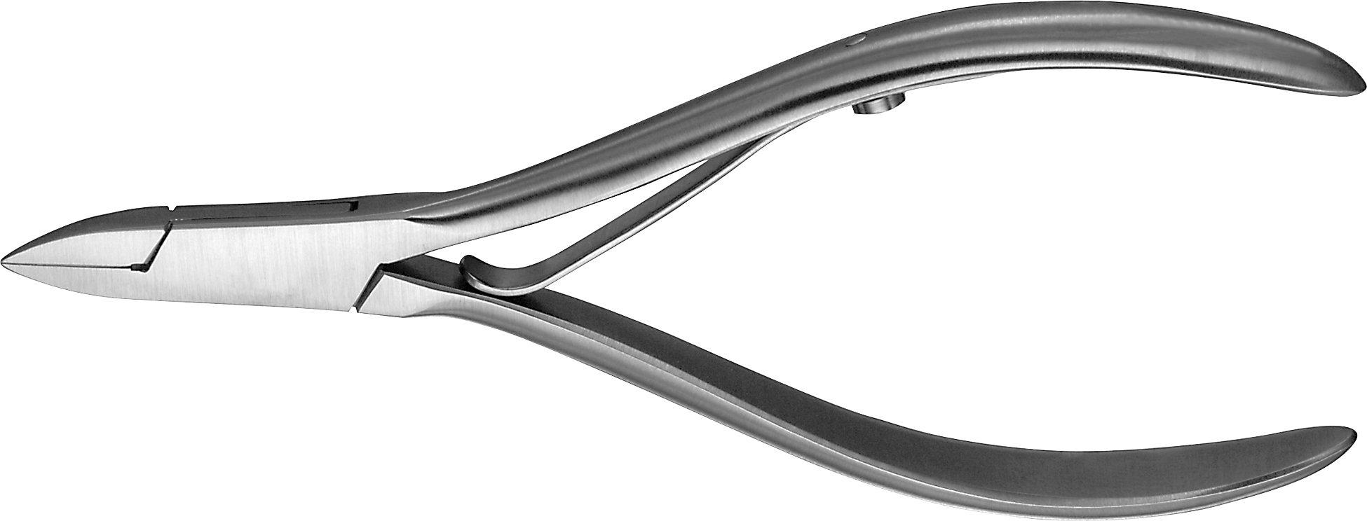 Aesculap HF470R Nail Corner Forceps 4-1/4, OR Grade