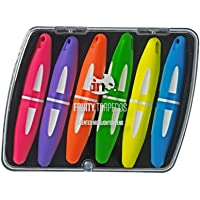 Tinc Fruity Torpedoes Scented Highlighters 6 Pack