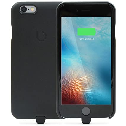 detailed look 7ec47 73735 BEZALEL Qi Wireless Charging Case for iPhone 6 Plus/6S Plus Compatible with  2016-18 Toyota Tacoma, 2018-19 Honda Odyssey, 2016-18 BMW 7 Series 2017-18  ...