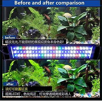 Sxsoace 5730SMD Full Spectrum Leuchte für Aquarium 30 180cm