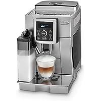 DeLonghi ECAM 23.420 volautomatische koffiemachine Cappuccino (1,8 liter, stoommondstuk) LatteCrema melksysteem. zilver