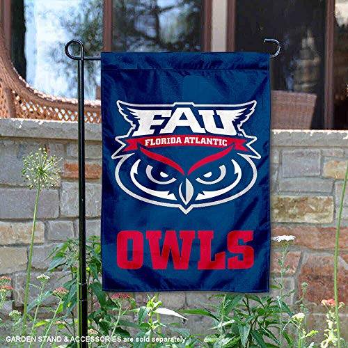 Florida Atlantic Garden Flag and Yard Banner ()