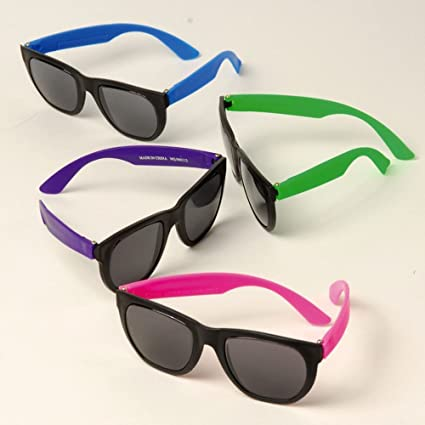 70e6b4981f Image Unavailable. Image not available for. Color  Neon Rubber Sunglasses