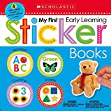Best Scholastic Baby Book Sets - My First Early Learning Sticker Books Box Set Review