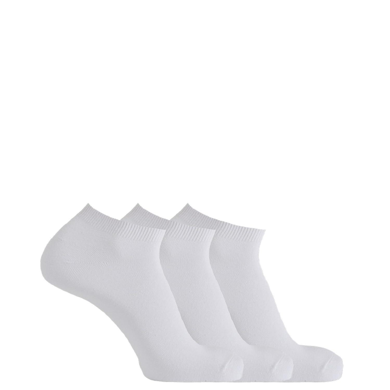 8.5-12.5 US Horizon Unisex Multi Sport Trainer//Sneakers Socks White Pack Of 3