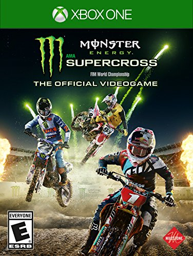 Monster Energy Supercross  The Official Videogame   Xbox One