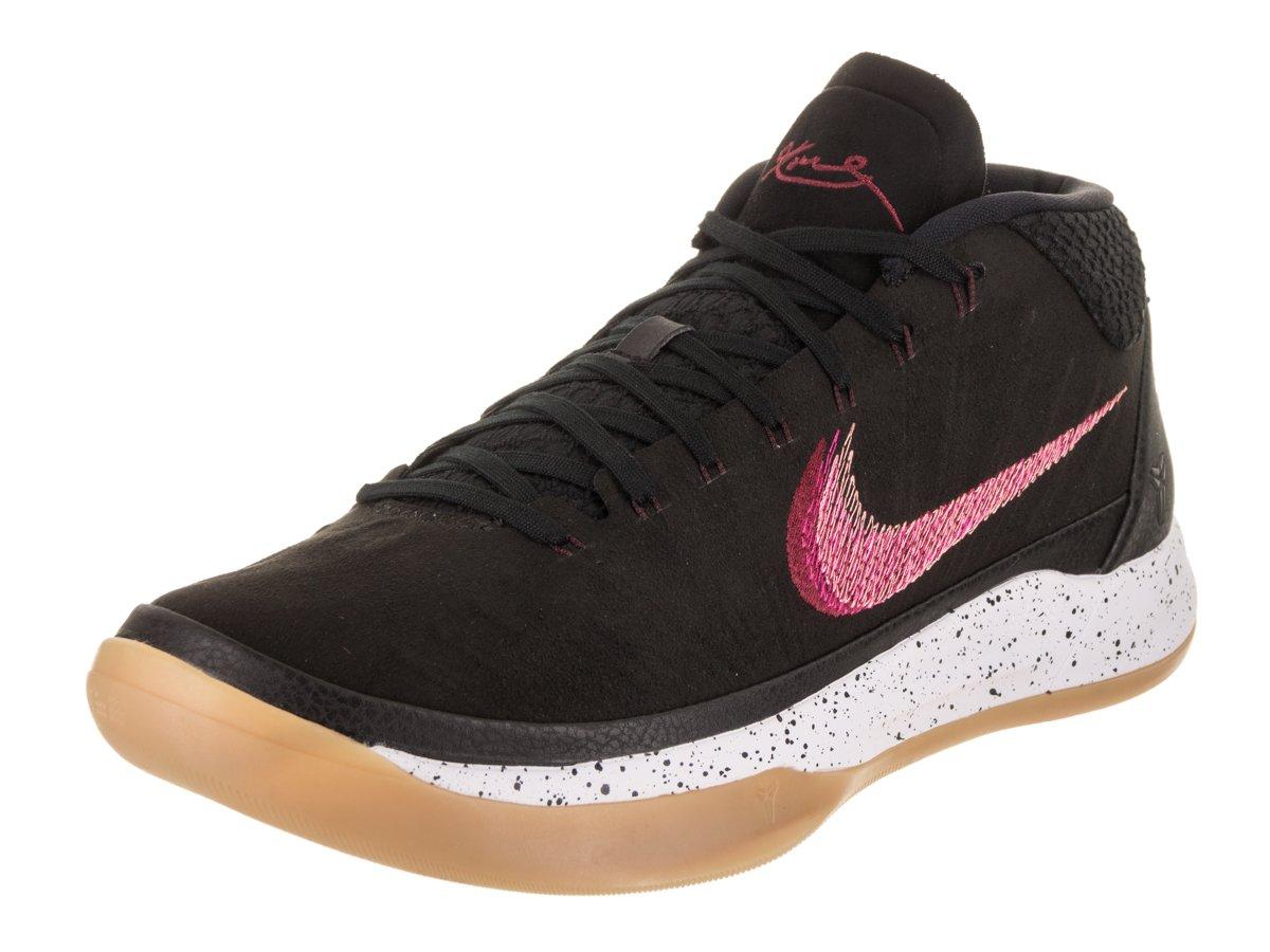 NIKE Men's Kobe AD Basketball Shoe B077K9MPML 9.5 D(M) US|Black/Sail Gum Light Brown