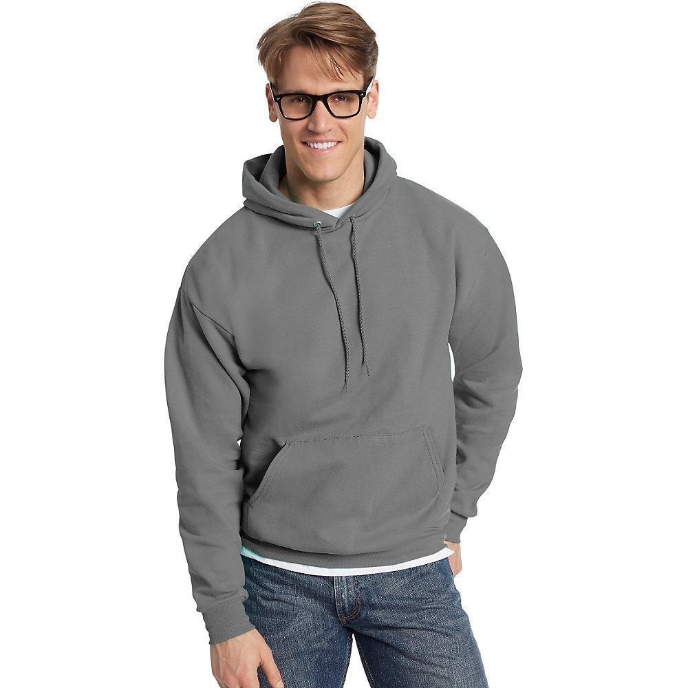 Hanes Men's Pullover EcoSmart Fleece