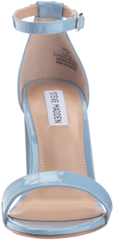 Steve Madden Women's Carrson Dress Sandal B077GY637Z 7.5 B(M) US|Dusty Blue