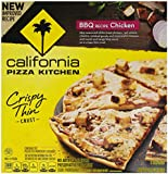 California Pizza Kitchen, Crispy Thin Crust BBQ Recipe Chicken Frozen Pizza, 14.7oz (Frozen)