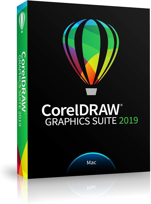 CorelDRAW Graphics Suite 2019 MAC PC