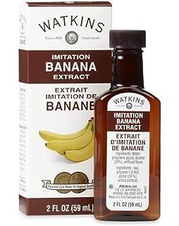 Imitation Banana Extract 2 oz