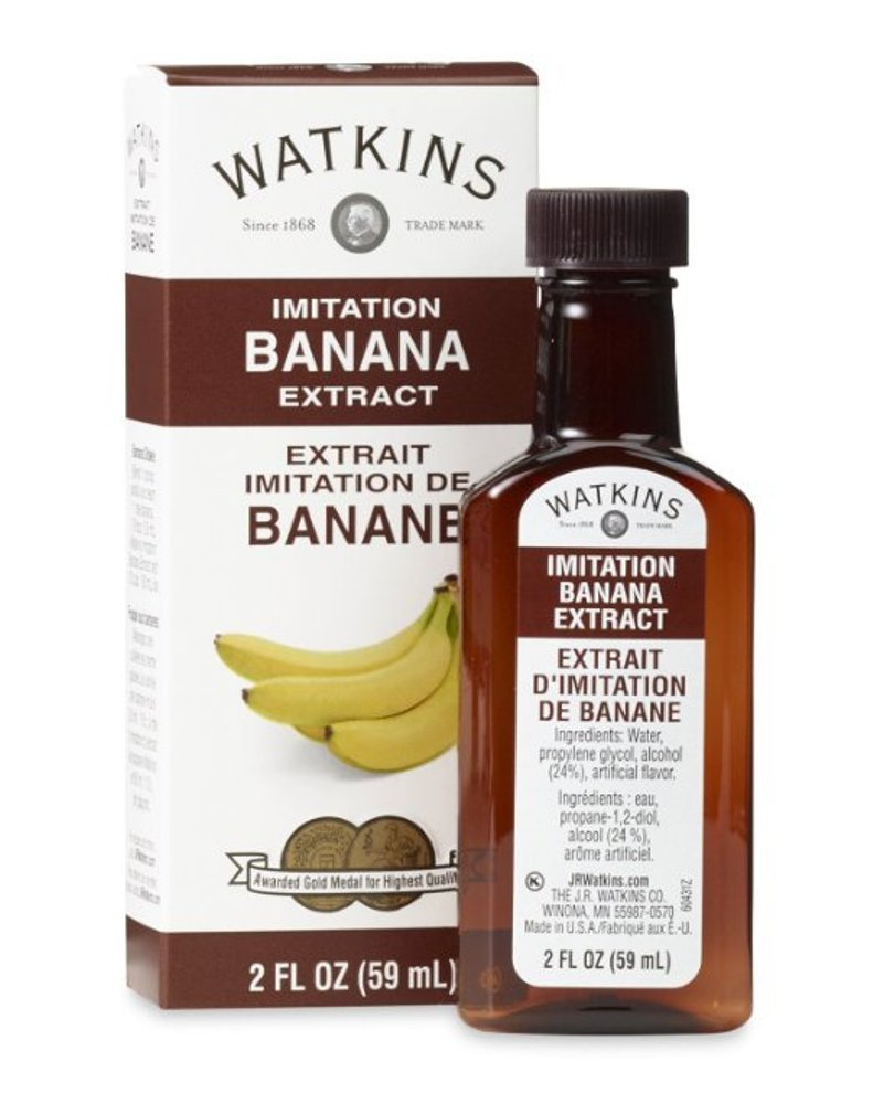 Imitation Banana Extract 2 oz
