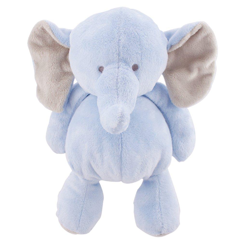 Amazon.com : Carter\'s Plush Elephant, Blue (Discontinued by ...