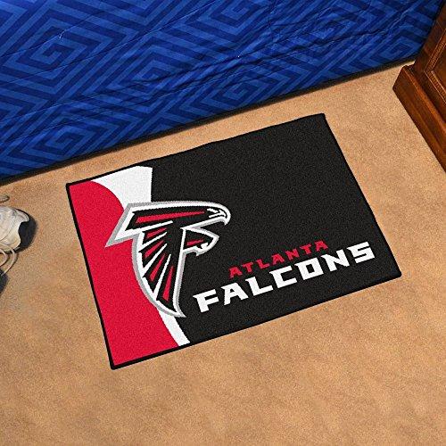 - Fanmats Atlanta Falcons Uniform Inspired Starter Rug
