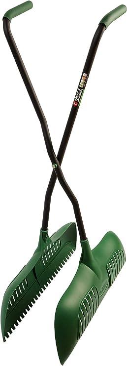 Spear & Jackson 81117 - Recogedor de Hojas, Color Verde: Amazon.es ...