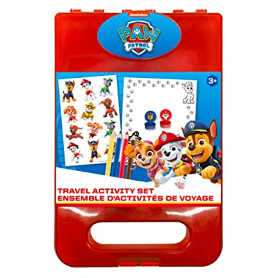 Danawares Paw Patrol Travel Activity SetAge/Grade 3+: Toys & Games