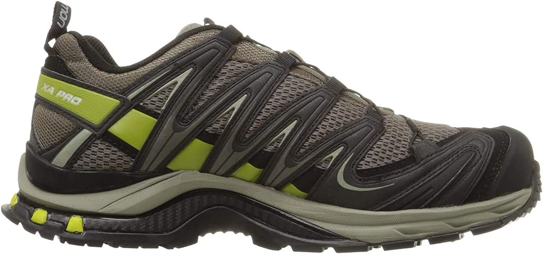SalomonXA PRO 3D - Zapatillas de Running para Asfalto Hombre, Brown, 40 2/3: Amazon.es: Zapatos y complementos