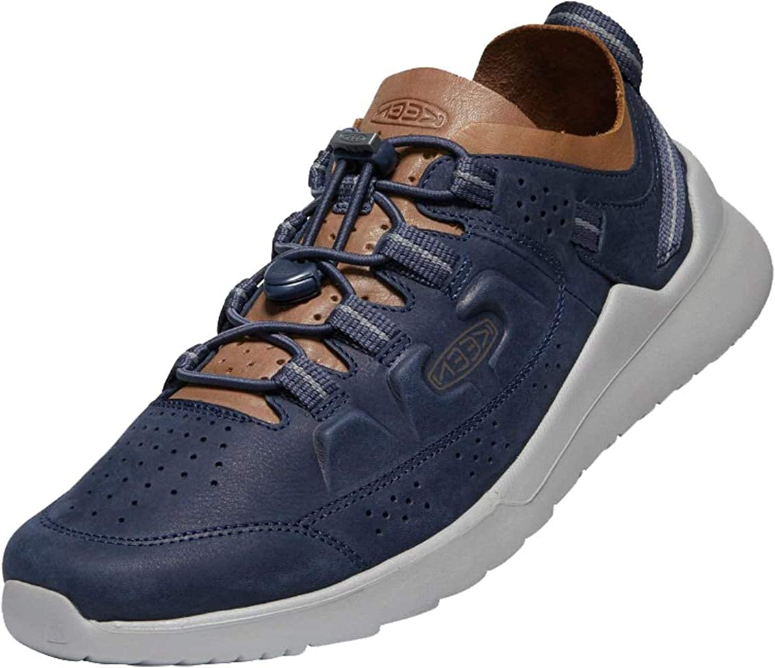 Highland Leather Casual Sneaker
