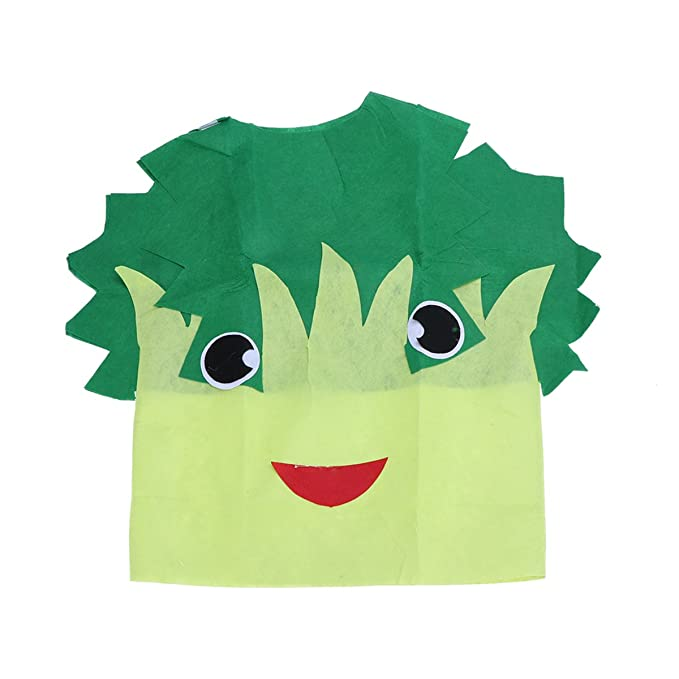 Amazon.com: Disfraz de frutas y verduras para niños, disfraz ...