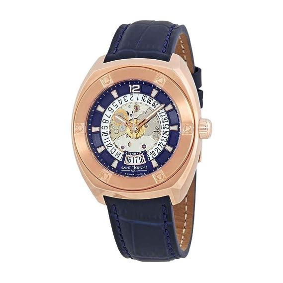 Reloj automático con Esfera Abierta de San Honor Haussman 880010 8dir: Amazon.es: Relojes