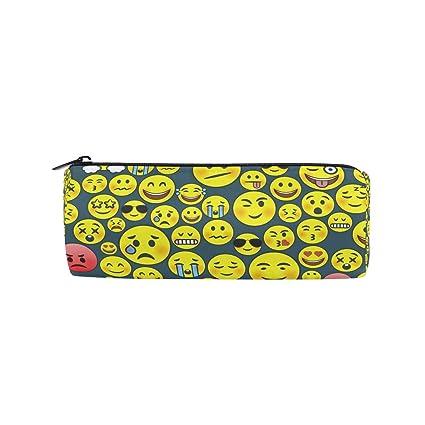 Emoji Emoticons - Estuche para lápices y bolígrafos, diseño ...