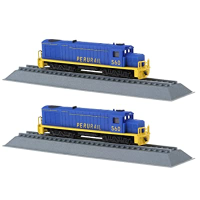 D DOLITY Trains Locomotive Modèles à l'Echelle Jeux Jouets Véhicules Miniatures - # 4