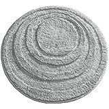 Amazon.com: Round - Bath Rugs / Bath: Home & Kitchen