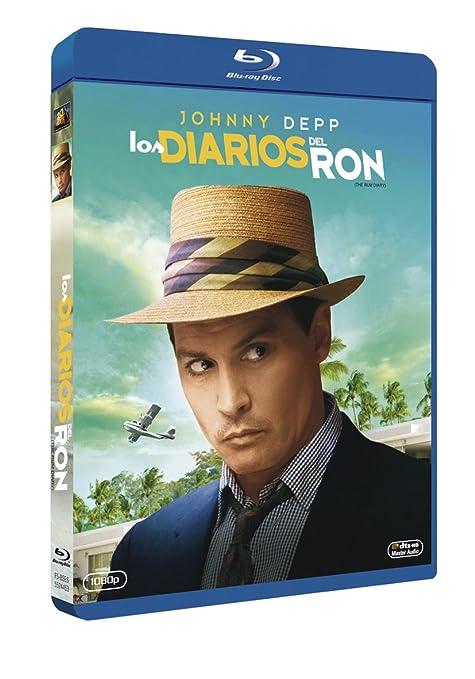 Los Diarios Del Ron - Bd [Blu-ray]: Amazon.es: Johnny Depp ...