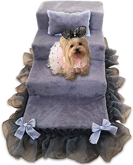 Esponja Escalera para Mascotas Gato/Perro Escaleras para Mascotas ...