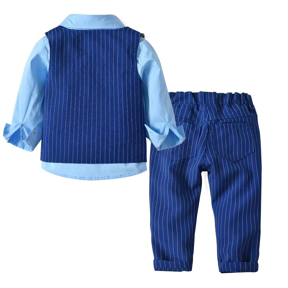 Set for Baby School Kids Formal Suit Boys Suits Formal and Tuxedo for Weddings