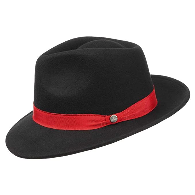 Lierys Sombrero Red Corleone by Mujer Hombre  01c849d1268