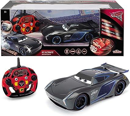 McQueen Flash, Jackson Storm, etc. 1:16 Scale 1:24 Scale 1:32 Scale Majorette Cars 3 RC Remote-Controlled Cars