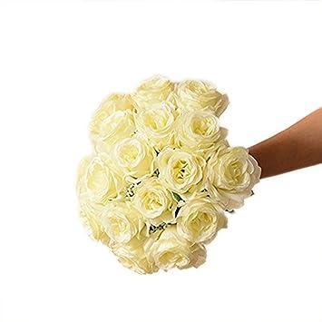 Hochzeitsdekoration Blumen | Demarkt Bouquet Seide Blumen Home Decor Blumen Strauss